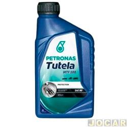 Óleo do câmbio - Petronas - Tutela MTF100 - SAE 80 API GL-4 - 1 Litro - cada (unidade) - 708676
