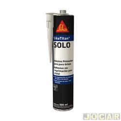 Cola de para-brisa - Sikaflex - SikaTitan Solo 300mL-2 horas - cada (unidade) - 709075