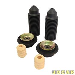 Kit do amortecedor dianteiro - Autho Mix - Gol-Parati-Saveiro- 1995 até 2000  - jogo - RK11105G3C