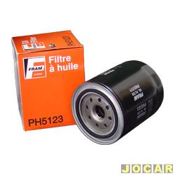 Filtro de �leo - Fram - Hilux 3.0 1997 at� 2004 - diesel - cada (unidade) - PH5123
