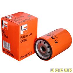 Filtro de óleo - Fram - Gol/Passat/Parati/Saveiro - 1.6/1.8- 1980 até 1985 - cada (unidade) - PH2870A