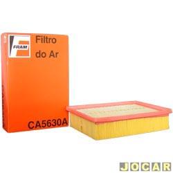 Filtro de ar do motor - Fram - Marea 1.8/1.6 16V/2.0 20V/2.4 20V - 1998 em diante - cada (unidade) - CA5630A