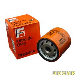 Filtro de �leo - Fram - Gol 1.0 8V/16V 2005 at� 2008 -Gol/Saveiro/Voyage 2009 � 2012 - Fox 1.0/1.6 2003 at� 2014-Golf/Polo 1.6 2003 em diante  - cada (unidade) - PH5548A