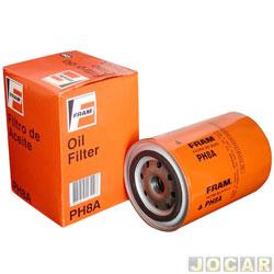 Filtro de óleo - Fram - Ranger 4.0 1994 até 2003 - 6 cilindros - cada (unidade) - PH8A