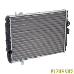 Radiador do motor - alternativo - Visconde - Gol-Par-Sav-Voy 1987 até 1994-Passat 1986 á 1989   - sem ar  - cada (unidade) - 12251