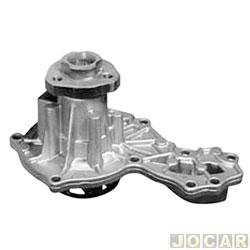 Bomba d'água - Urba - Audi A3/A4 1.8 20V 2000 até 2003 - AJL - motor 180cv - cada (unidade) - UB0632