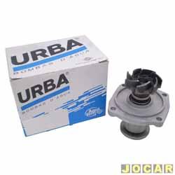 Bomba d'água - Urba - Uno-Elba-Fiorino-Prêmio - 1994 até 1996 motor 1.6 - cada (unidade) - UB0758