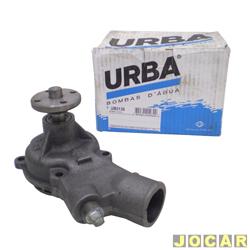 Bomba d��gua - Urba - Opala - Caravan at� 1984 - modelo com ar quente - cada (unidade) - UB0136