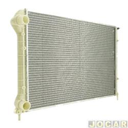 Radiador do motor - Visconde - Dobl� 2001 em diante  - com ar e sem ar  - cada (unidade) - 12208