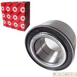 Rolamento da roda - FAG - GM/Ford/Volkswagen  - sem ABS - 72mm - Leia a descri��o detalhada - dianteiro - cada (unidade) - 805589DA