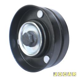 Rolamento polia do alternador - Autho Mix - Escort 1.8 16V Zetec-Ka/Fiesta/Focus-1.6 Rocam - Astra/Vectra/Zafira/ Omega -2.0/2.2 - Corsa/Celta - cada (unidade) - RO4229CP