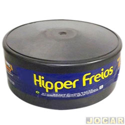 Disco de freio - Hipper Freios - Hilux 4.3 turbo (aro 15) - ventilado - par - HF-487