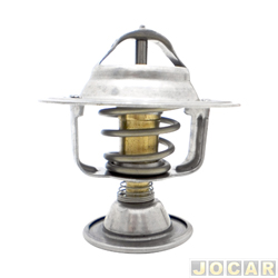 V�lvula termost�tica - MTE-Thomson - Uno/Pr�mio/Elba - 1.0/1.3/1.5 - 1984 at� 1996  - cada (unidade) - VT208.82