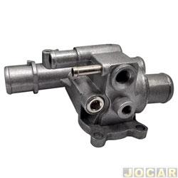Válvula termostática - MTE-Thomson - Palio/Siena - 1.6 16V - Stile/Sport -1997 até 2000 - carcaça - com ar condicionado - cada (unidade) - VT321.88