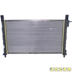 Radiador do motor - Uno/Pr�mio/Elba/Fiorino - 1991 at� 1996 - com ar  - cada (unidade)