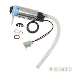 Bomba de combust�vel - Bosch - Linha - VW/GM/FIAT - �lcool - el�trica - 3.0 Bar - cada (unidade) - F000TE0120