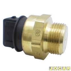 Sensor temperatura do radiador (cebolão) - MTE-Thomson - Xantia/Xsara - 1.8 - automático - 1993 em diante - com ar - cada (unidade) - 827