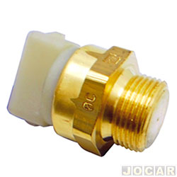 Sensor temperatura do radiador (cebol�o) - Escort 1.4/1.6 - 1990 at� 1995 - cada (unidade)