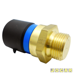Sensor temperatura do radiador (cebol�o) - MTE-Thomson - Omega/Suprema-3.0-1993 at� 1994-Vectra 1.8/2.0-8V - 1994 at� 1996 - 95�/115� - cada (unidade) - 767
