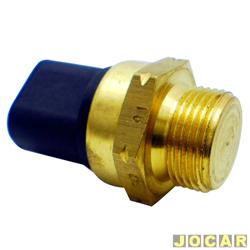 Sensor temperatura do radiador (cebolão) - MTE-Thomson - Omega/Suprema - 2.0/2.2 - MPFI - 1993 até 1998 - temperatura 105/100 - cada (unidade) - 742
