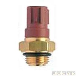 Sensor temperatura do radiador (cebolão) - Civic 1.7 2003 até 2006 - cada (unidade)