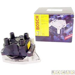 Bobina de ignição - Bosch - Brava 1.6 1999 até 2003 - Palio MPI 16V - 2000 até 2003 - 1996 até 2003 - cada (unidade) - 0986221003