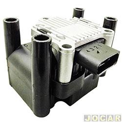 Bobina de ignição - Bosch - Gol 1.0 Mi - 2001 até 2005 - cada (unidade) - F000ZSO210