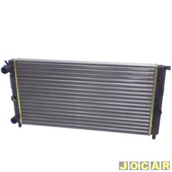 Radiador do motor - Uno 1.6 - 1991 at� 1996 - modelo argentino - sem ar e sem reservatorio - cada (unidade)