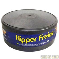 Disco de freio - Hipper Freios - Master 2.8 1998 at� 2000 - ventilado - dianteiro - par - HF-843B