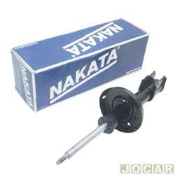 Amortecedor dianteiro - Nakata - Astra hatch/sedan - 1999 em diante - lado do passageiro - cada (unidade) - HG32871