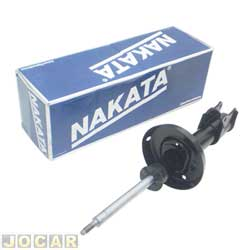 Amortecedor dianteiro - Nakata - Astra hatch/sedan - 1999 em diante - lado do motorista - cada (unidade) - HG32872