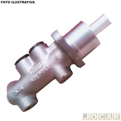 Cilindro mestre do freio - Varga - Palio/Siena/Strada 1.0/1.5/1.6 1999 em diante  - cada (unidade) - RCCD0153