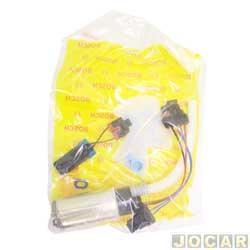 Bomba de combustível elétrica - Bosch - Fiesta - 1.0/1.6 - Flex - 2004 até 2006 - Ecosport - 1.6 Flex - 2005 até 2007 - (refil) - cada (unidade) - F000TE131X