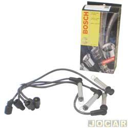 Cabo de vela - Bosch - Astra/Vectra/Zafira - MPFI/Flexpower/Multipower - cada (unidade) - F00099C014