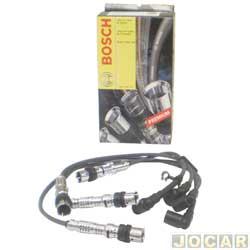 Cabo de vela - Bosch - Gol/Parati/Saveiro - 2003 em diante - Motor - 1.6/1.8 MI - cada (unidade) - F00099C127