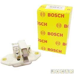 Regulador de voltagem - Bosch - F1000/Uno/Palio/S10/Blazer/Sprinter  - consultar o campo descri��o detalhada -14 volts - 85 amperes - cada (unidade) - F000RS0101