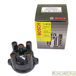 Tampa do distribuidor - Bosch - Fusca/Brasilia/Variant/Tl/Kombi 1600 - cada (unidade) - 9231081413