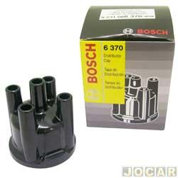 Tampa do distribuidor - Bosch - Versailles/Royale - 1991 até 1996 - Corsa 1.0/1.4 EFI - 1994 até 2002 - com pino - cada (unidade) - 9231086370