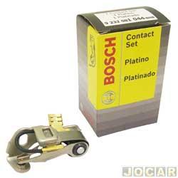 Platinado - Bosch - Fusca/Brasilia/Variant/ Tl/Kombi - Chevette/Chevy 500/Marajó - 1973 até 1987 - cada (unidade) - 9232081044