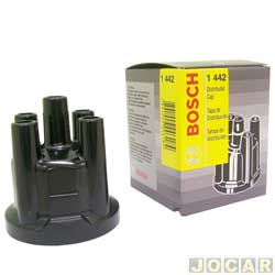 Tampa do distribuidor - Bosch - Logus/Pointer - 1993 at� 1997 - Pampa/DelRey - 1985 at� 1997 - cada (unidade) - 9232081442