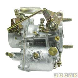 Carburador - Brosol - Fusca 1300 - 1974 até 1984 - gasolina - cada (unidade) - 112091