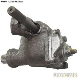 Caixa de direção - TRW - Fusca/Brasilia/Variant/TL - todos - cada (unidade) - 10240007