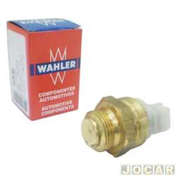 Sensor temperatura do radiador (cebol�o) - Wahler - Gol/Parati/Saveiro - 1995 at� 1999 - Escort/Verona - 1993 at� 1996 sem ar condicionado - cada (unidade) - 6026.92