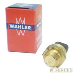 Sensor temperatura do radiador (cebol�o) - Wahler - Palio/Uno 1.0/1.5 - 1996 at� 2000 - cada (unidade) - 6031.92