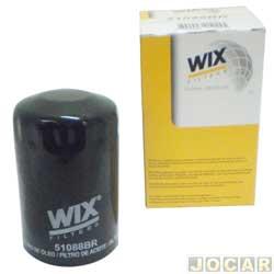 Filtro de óleo - WIX - Gol/Parati/Saveiro/Voyage - 1985 até 1996 - Motor AP - 1.6/1.8/2.0 - cada (unidade) - WL10162