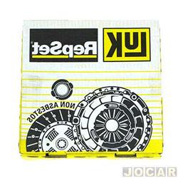 Kit de embreagem - LUK - Polo 2.0 8V - 2002 até 2005 - jogo - 622310200