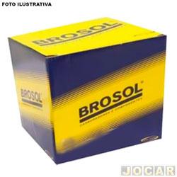 Bomba de combustível - Brosol - F100/Maveric 1973 até 1976 motor 3000 gasolina 6 cilindro - cada (unidade) - 252200