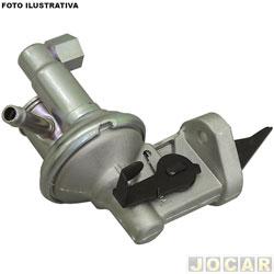 Bomba de combustível - Brosol - F1000/F4000 - motor MWM D229 - diesel  - cada (unidade) - 270100