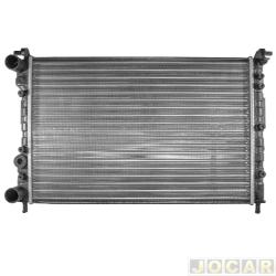 Radiador do motor - Visconde - Uno 1.0 1990 at� 2000/Premio 1986 at� 1994 - Fiorino 1988 at� 2000 - com ar  - cada (unidade) - RV2209