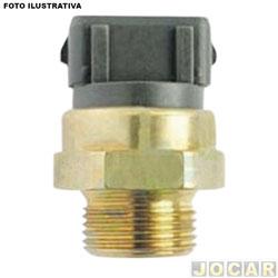 Sensor temperatura do radiador (cebolão) - Wahler - Monza/Kadett/Opala/ 1985 em diante - Escort 1983 até 1992 - cada (unidade) - 6010.75